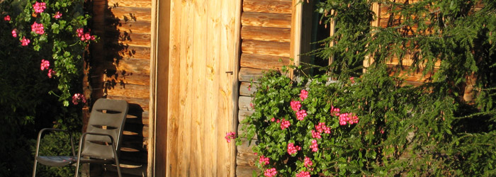 Gartenhaustüren